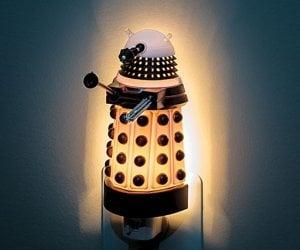 Dalek Night Light: Illuminate!