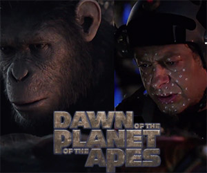 Dawn of the Planet of the Apes: VFX Reel