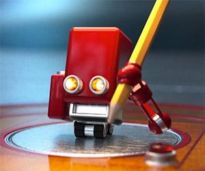 Desire: A Cute Animated Robot Musical Short