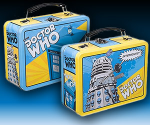 Dine with the Doctor: Doctor Who Lunch Box