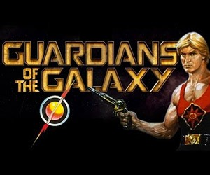 Flash Gordon / Guardians of the Galaxy Trailer