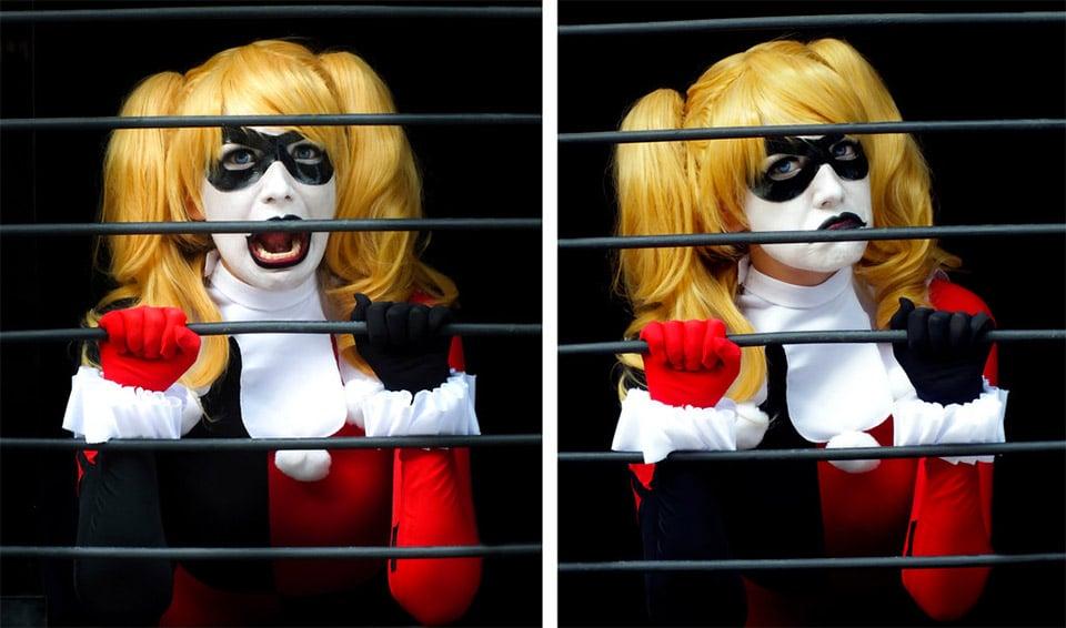 Harley Quinn Behind Bars: Cosplay Edition