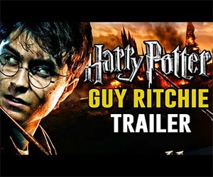 What if Guy Ritchie Directed Harry Potter?