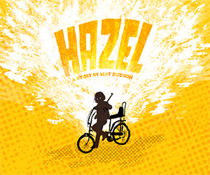 Hazel: A Children's Science-Fantasy-Horror Book