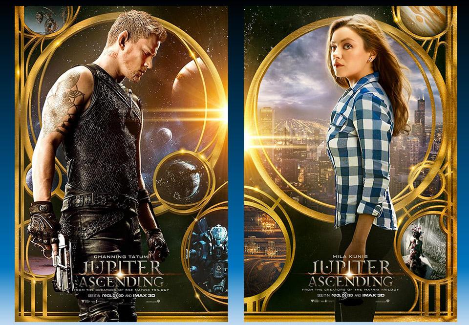 Warner Bros. Pushes Jupiter Ascending to 2015