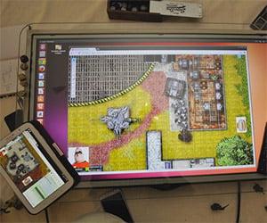 GameChanger: A Virtual Tabletop Gaming Surface