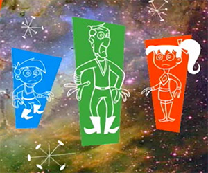 Lost in Space: The Animated Series