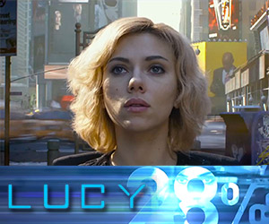 Lucy: Extended TV Spot for Scarlett Johansson Film