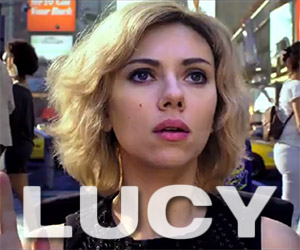 Lucy: Scarlett Johansson Unlocks Her Mental Powers
