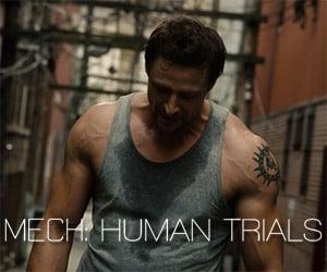MECH: Human Trials Sci-Fi Short Film