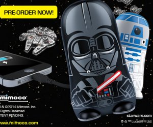 Star Wars X MimoPowerBot Battery Chargers