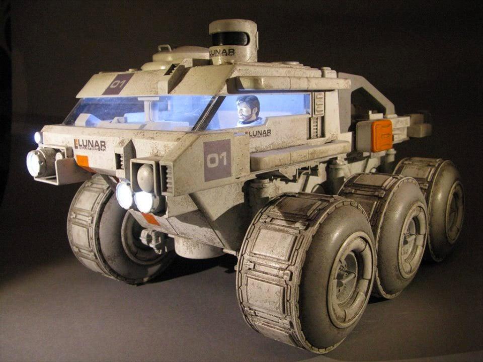 Moon (2009): Studio Scale Lunar Rover Replica for Sale