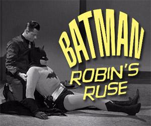 Rifftrax Spoofs Batman: Robin's Ruse