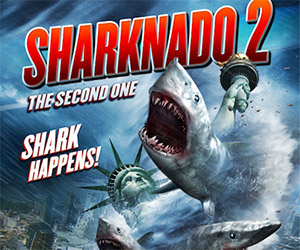 Sharknado 2: The Second One Teaser Trailer