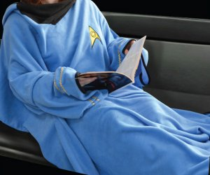 "Spock ""Cuddle Wrap"" Coming Soon"