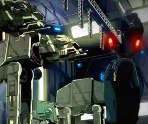 If Star Wars Was Animated Like Robotech