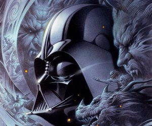 Tsuneo Sanda's Amazing Star Wars Art