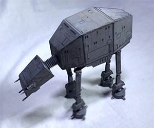 Star Wars: Battle of Hoth, The Sweded Version