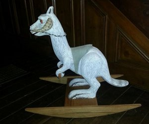 Tauntaun Rocking Horse for Your Little Rebel