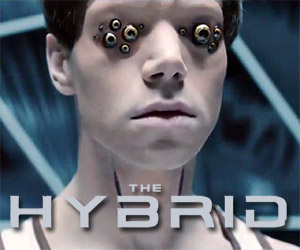The Hybrid: First Trailer for Swedish Sci-Fi Thriller