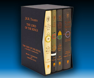 Harper Collins Lord of the Rings Boxed Set
