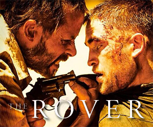 The Rover: Pearce and Pattinson Featurettes