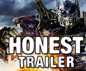 An Honest Trailer: Revenge of the Fallen
