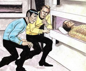 Fun with Kirk and Spock Book