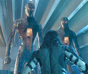X-Men DoFP: Animating the Sentinels