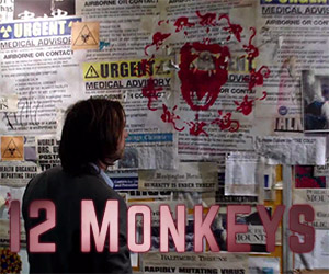 First Trailer for Syfy's 12 Monkeys