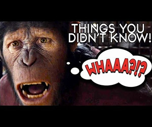 7 Things You Didn't Know About Planet Of The Apes