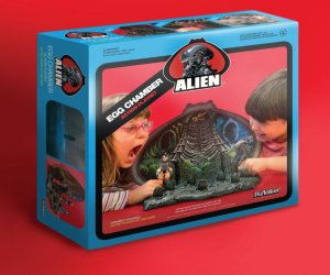 2014 SDCC Exclusive: Alien Egg Chamber Playset