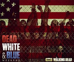 The Walking Dead Marathon: Dead White & Blue