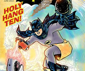 Holy Hang Ten! 1966 Batman Returns