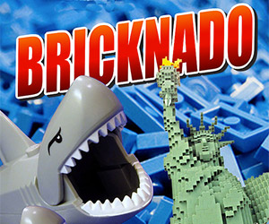 Bricknado: The LEGO Sharknado Building Contest