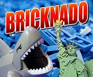 Bricknado: The LEGO Sharknado Building Contest