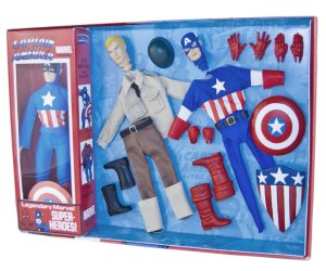 Amazing Captain America Figures Turn up at SDCC