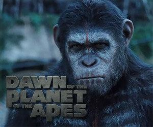 Dawn of the Planet of the Apes: Caesar's Story