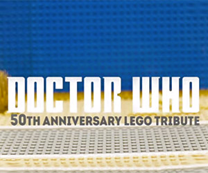 Doctor Who The Day of the Doctor: LEGO Version