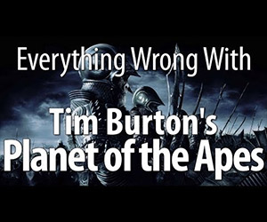 Everything Wrong With the 2001 Planet of the Apes