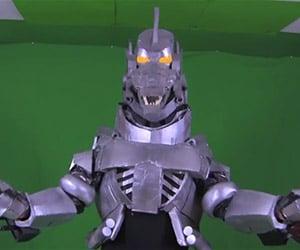 Godzilla Battle Royale: B-Roll Footage