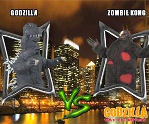 Godzilla Battle Royale: Fight Card Teaser
