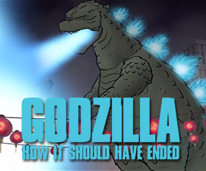 Godzilla: How It Should Have Ended