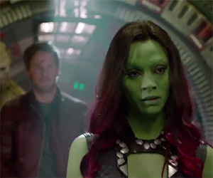 Guardians of the Galaxy: Meet Gamora