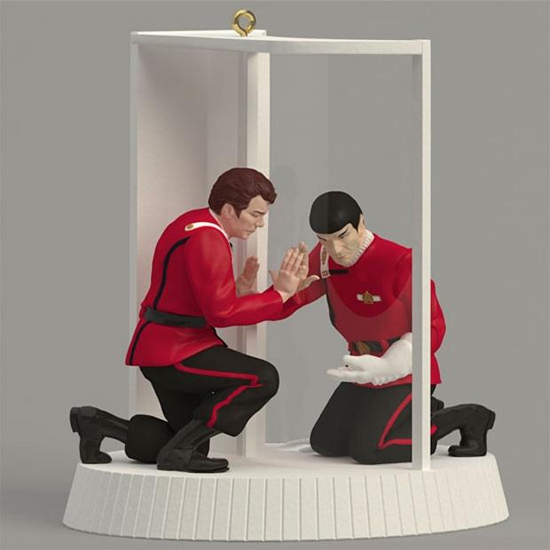 Hallmark 2015 Star Trek Keepsake Ornaments