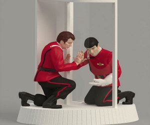 Hallmark 2015 Star Trek Keepsake Ornaments