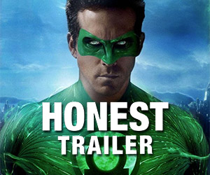 An Honest Trailer for Green Lantern