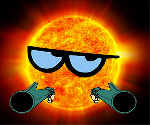 How Many Ways Can the Sun Kill You?