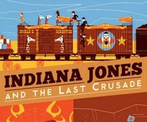 Indiana Jones And The Last Crusade Art