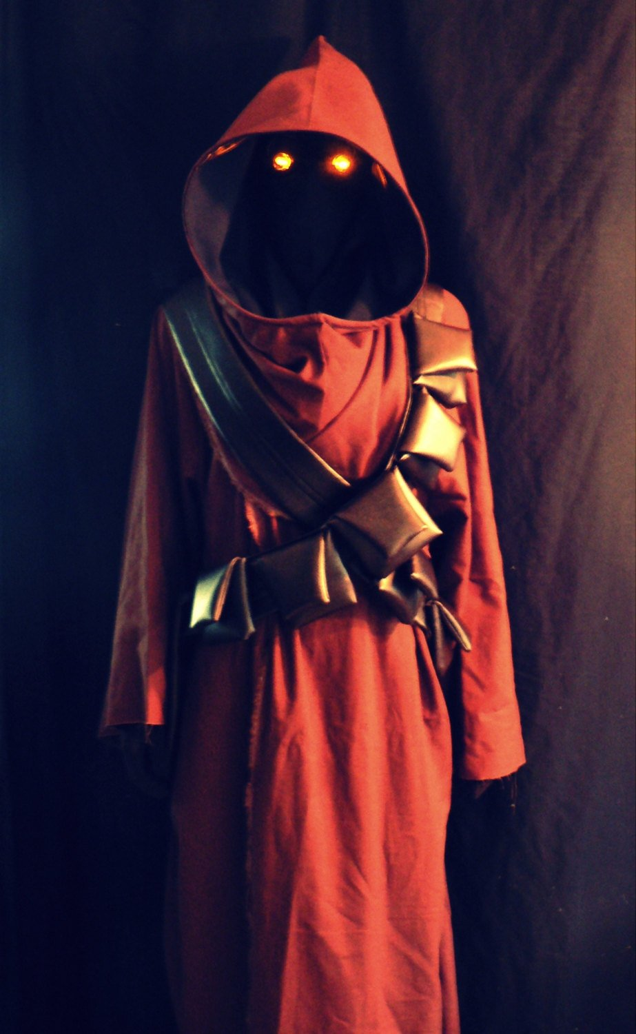 Star Wars Jawa Costume: It's All in the Eyes